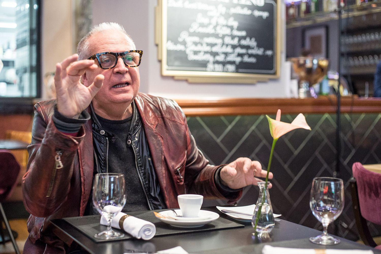 Aki nem adott kávét Arzaknak: Budapesten járt Gianni Frasi - Dining Guide