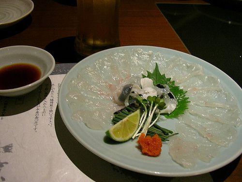 Hajtóvadászat 5 csomag mérgező fugu után - Dining Guide