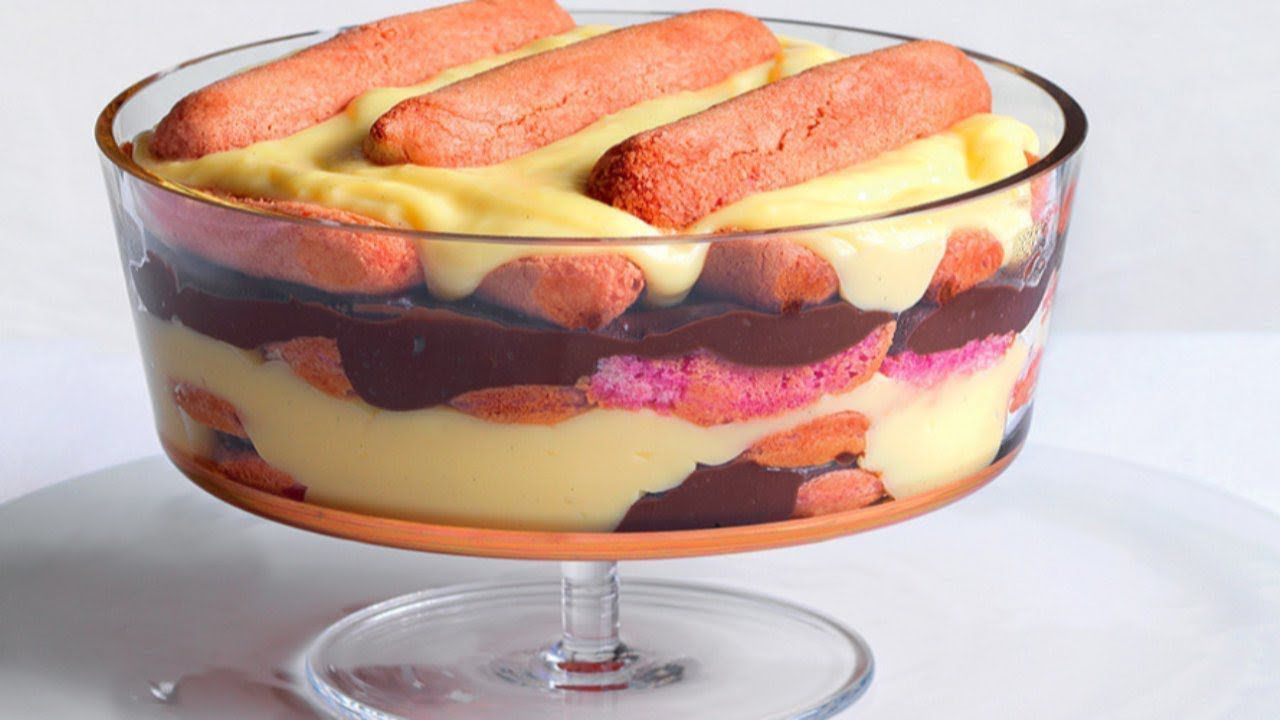 "Zuppa inglese, a legédesebb ""angol leves"" – Gianni mesél - Dining Guide"