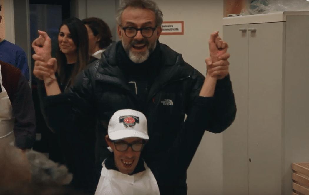 Újabb fal lebontásában: Massimo Bottura autista fiataloknak segít - Dining Guide