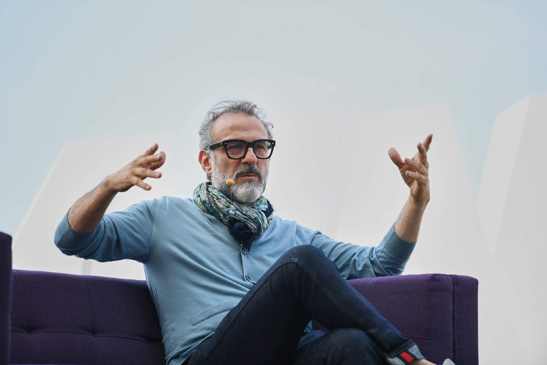 Értelem, érzelem és élelem - Massimo Bottura budapesti előadásán jártunk - Dining Guide