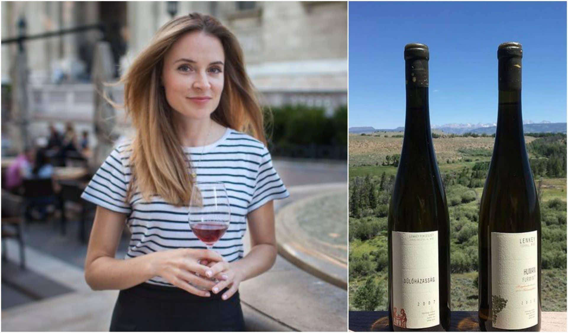 Az amerikai jogászlány, aki szerelmes lett a magyar borokba – Athena Bochanis és a Palinkerie - Dining Guide