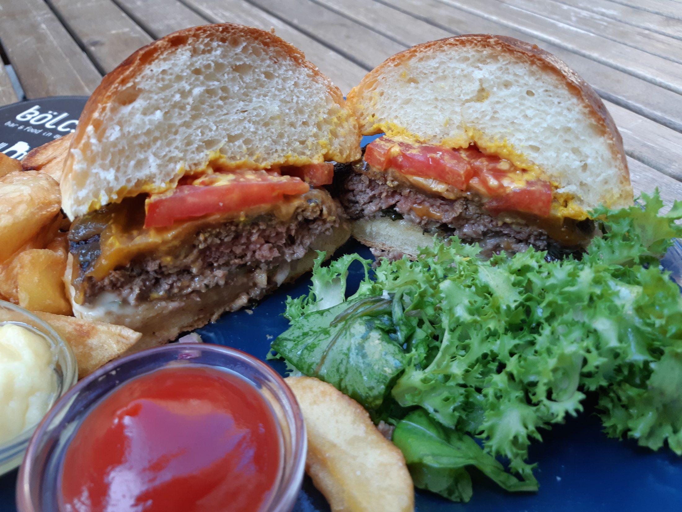 Burgerkedvencek nyomában: Vissza a Bölcsőbe - Dining Guide