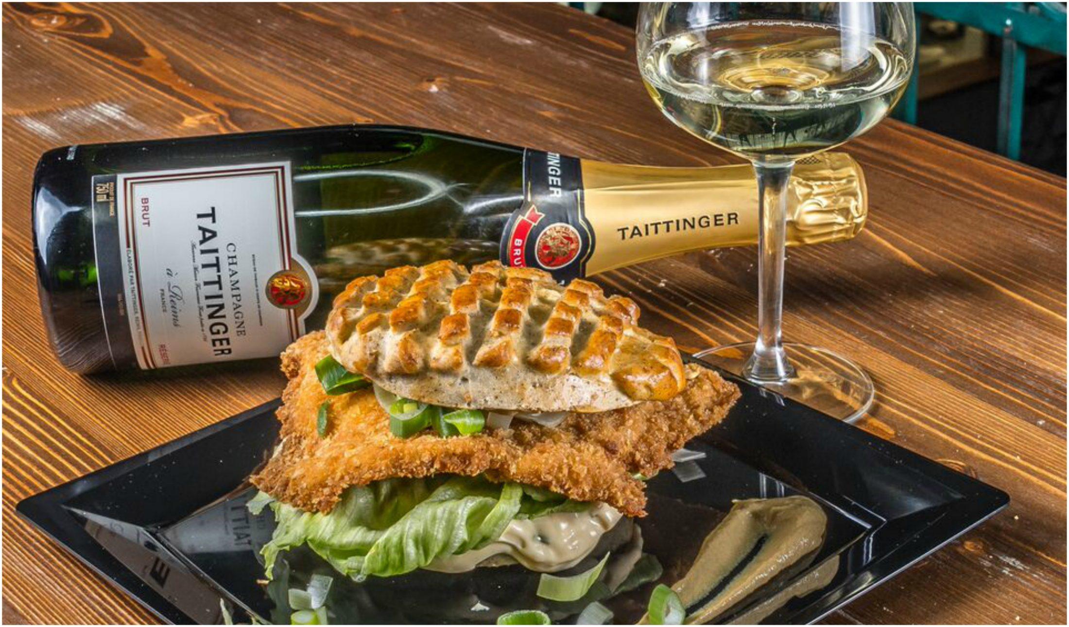 Buborékos holdraszállás: Íme, a VinCE Champagne a Holdon idei menüsora! - Dining Guide