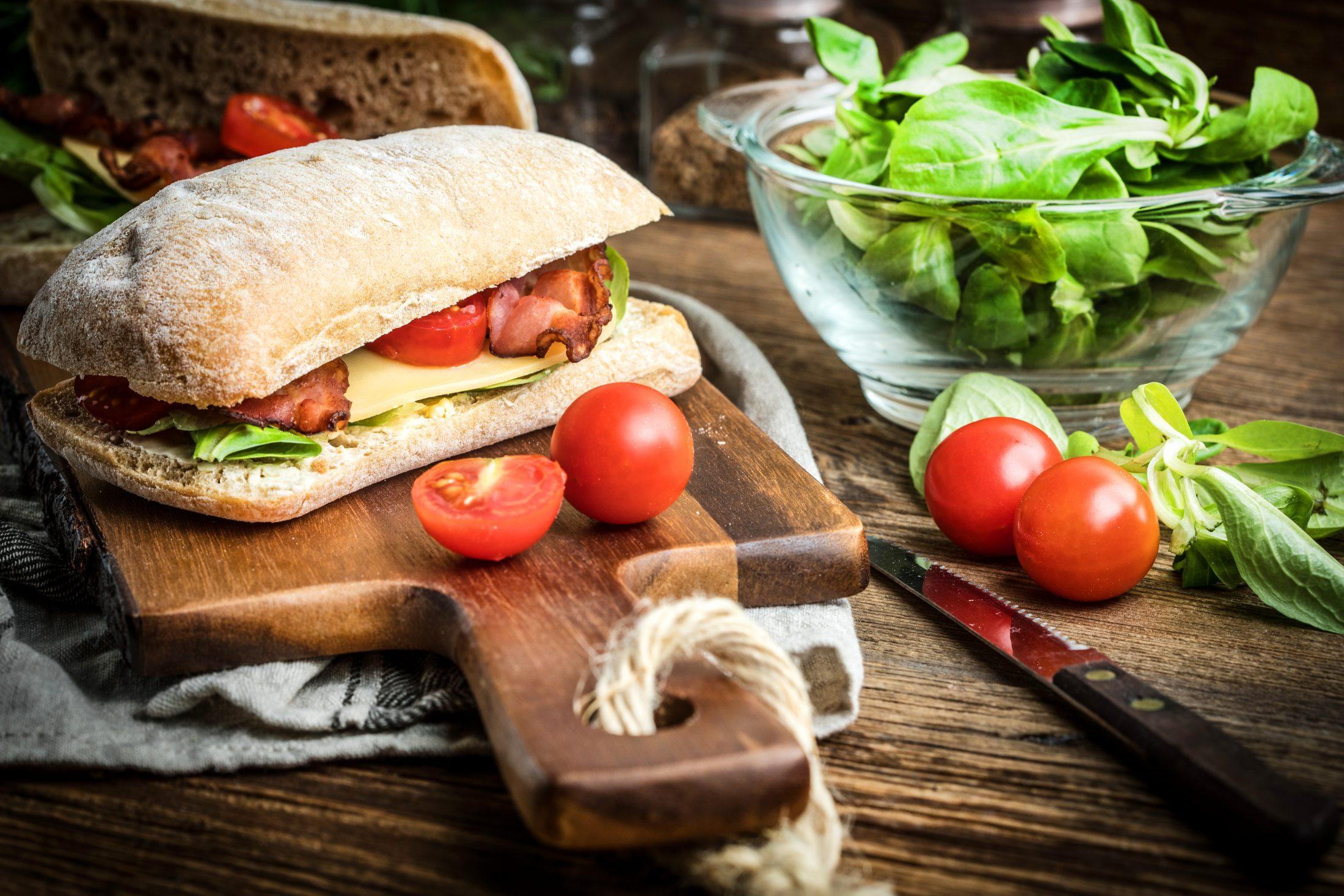 """""""Idősebb vagyok, mint a ciabatta!"""" – Gianni az olasz szendvicsek királyáról mesél"""