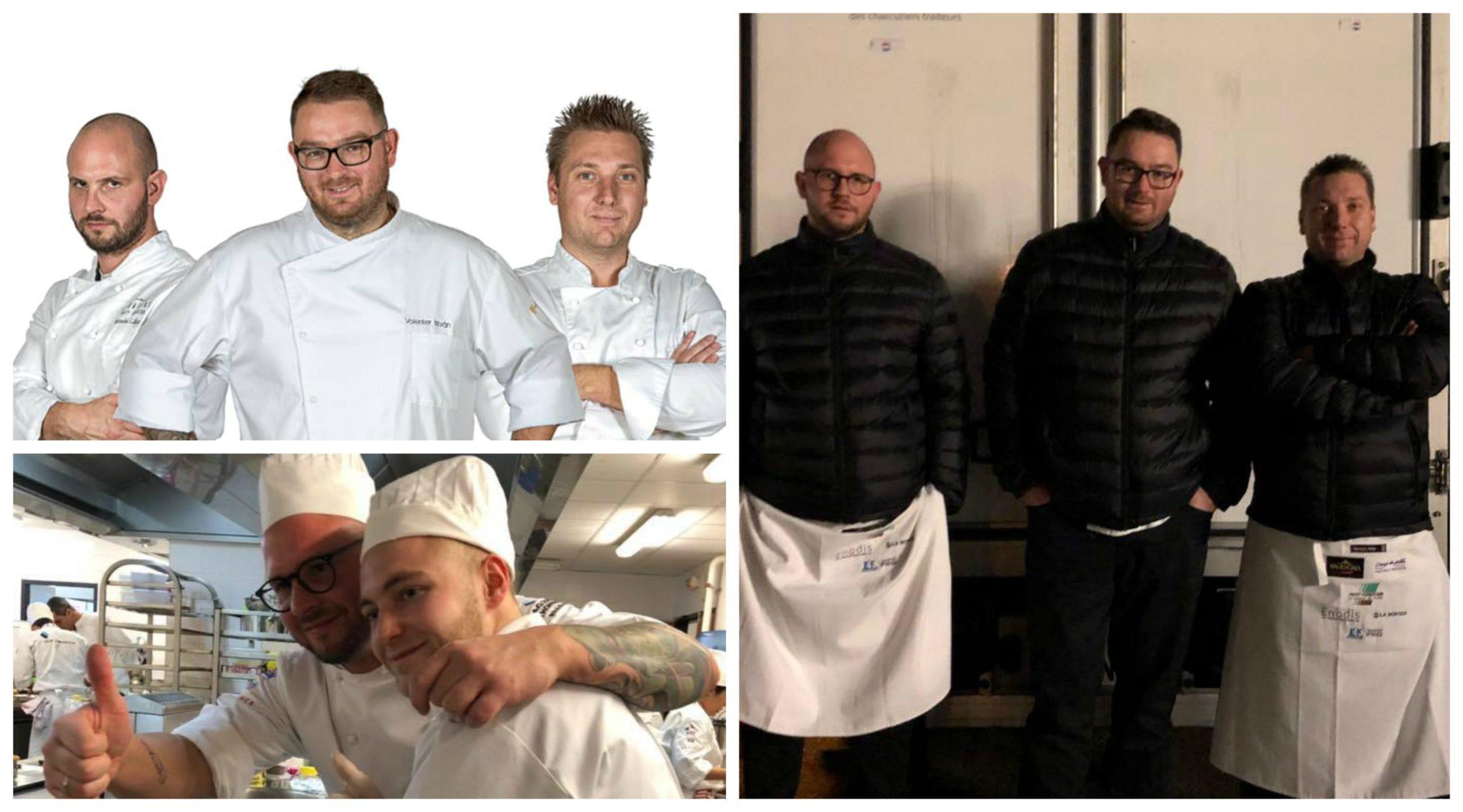 Lyonból jelentjük: A magyar catering csapat ma prezentálja a versenyételeket! - Dining Guide