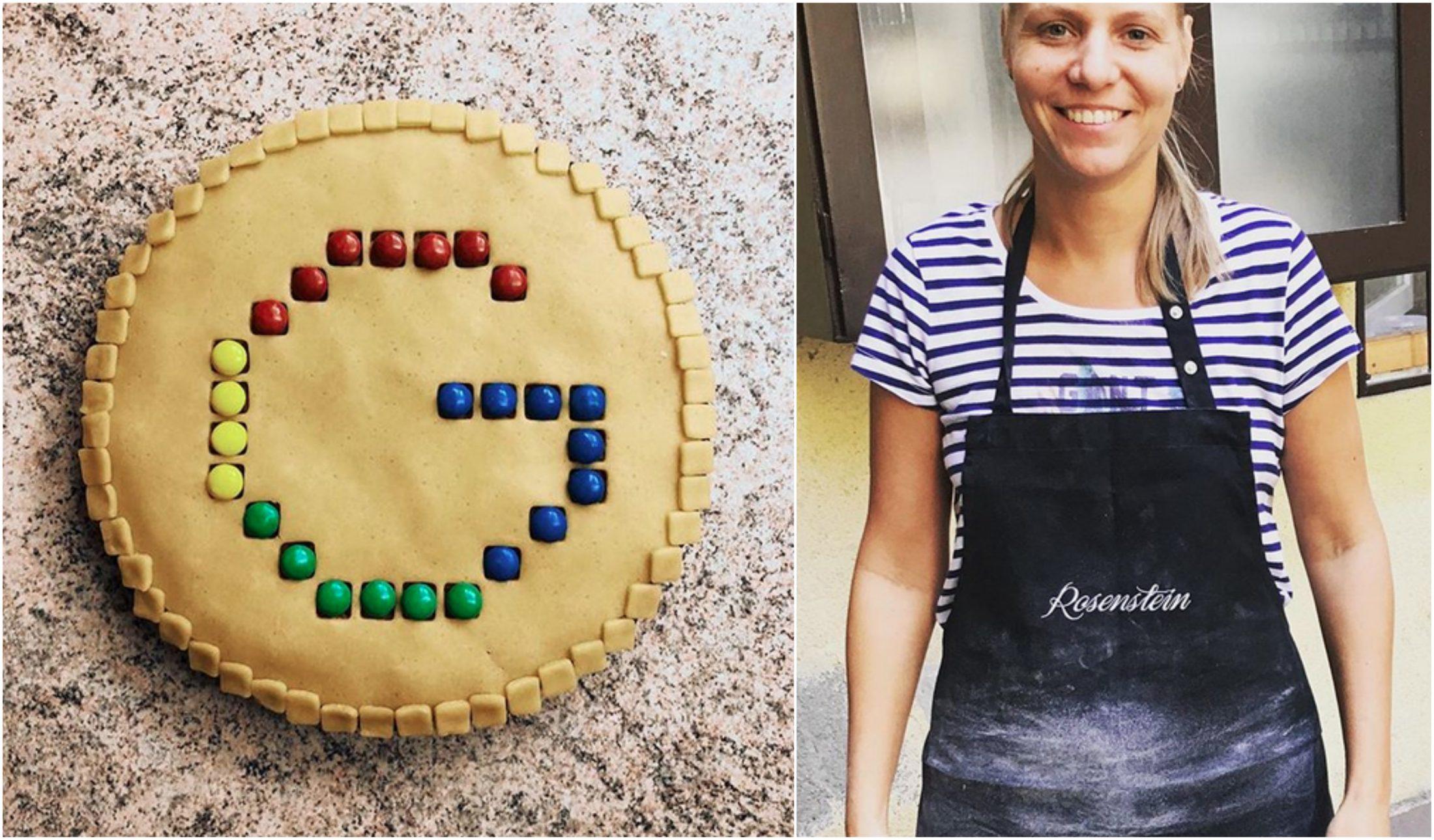 Rosenstein Tímea pitéje sztár lett: Ön látta már a Google Instagram-profilját? - Dining Guide