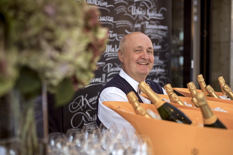 """""""A Dérynében a szerződésem nem nyugdíjig, hanem az életem végéig tart"""" – Interjú Pergel Józseffel - Dining Guide"""
