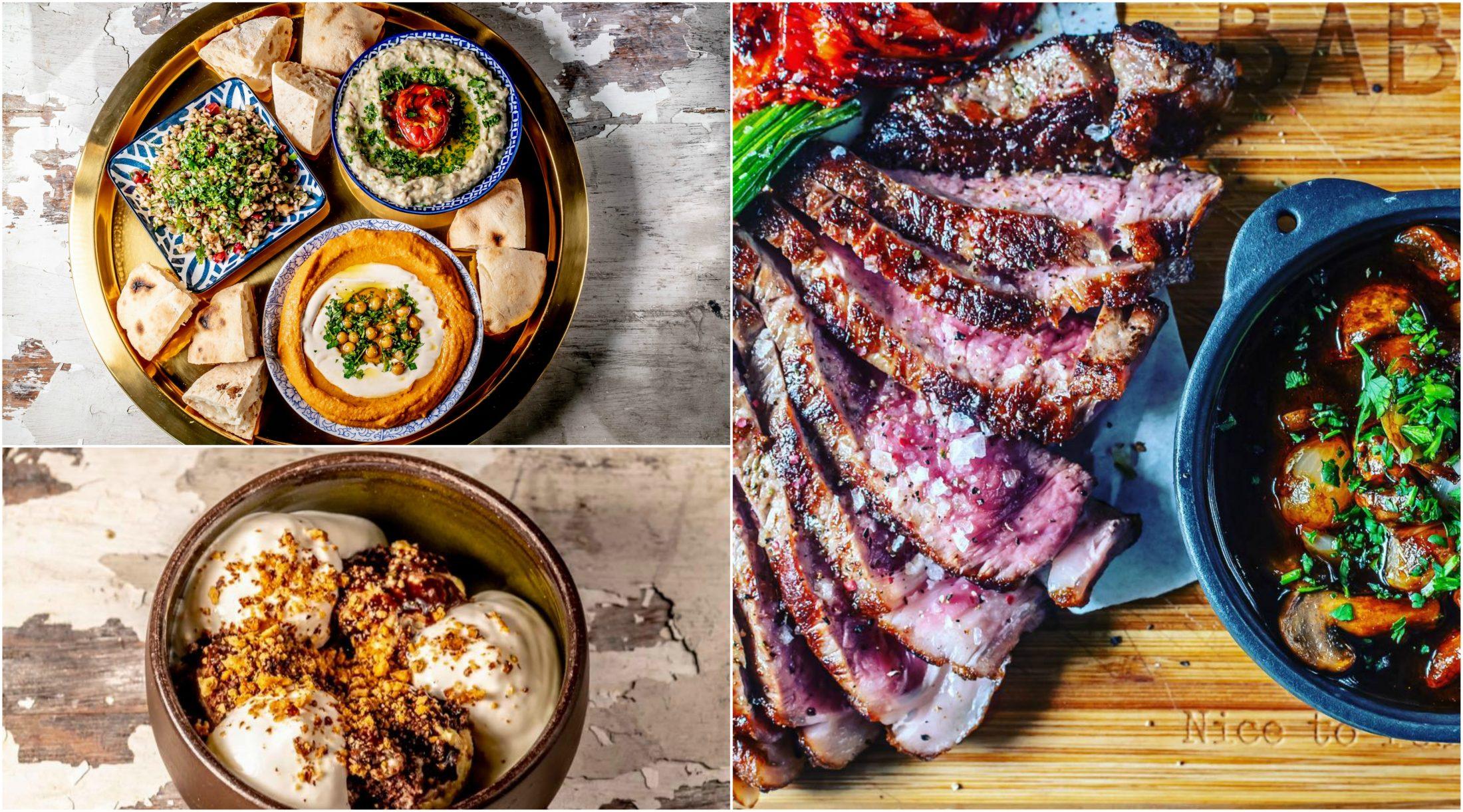 Egysaroknyi Tel-Aviv a Pozsonyi úton: Babka Budapest - Dining Guide