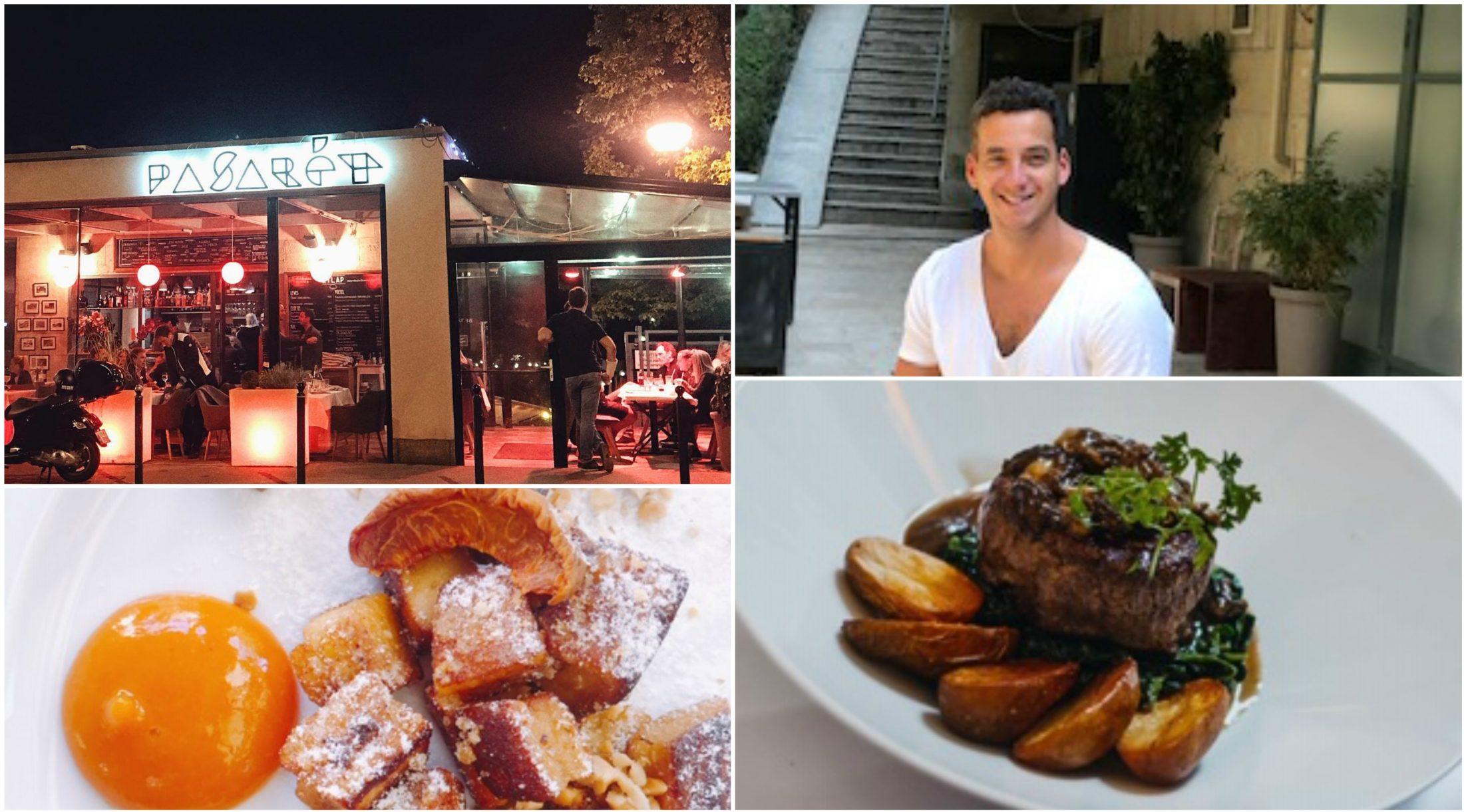 """""""Hiszem, hogy érzik az energiámat a vendégek"""" – A Pasarét Bisztró házigazdájával, Gál Bencével beszélgettünk - Dining Guide"""