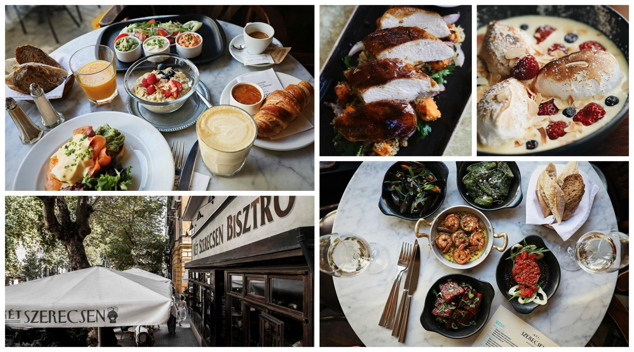 Múlhatatlan francia sikk: Két Szerecsen Bisztró - Dining Guide