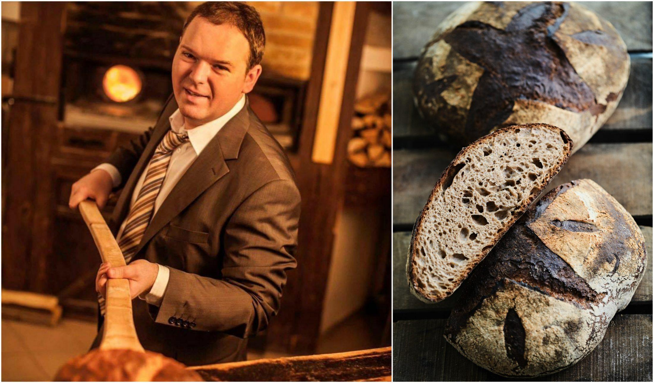 "Dr. Juhász Mihály, a pék: ""Pult alól adtuk a kenyeret"" - Dining Guide"