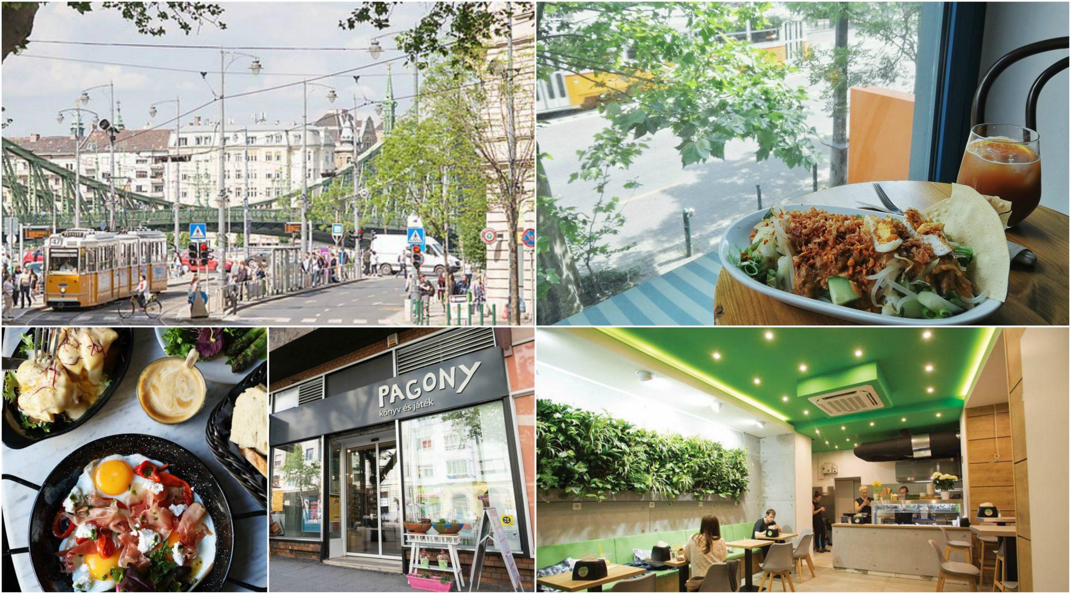 """27 ezren szavaztak: A világ 50 legcoolabb városrésze között a """"Bartók Boulevard""""! - Dining Guide"""