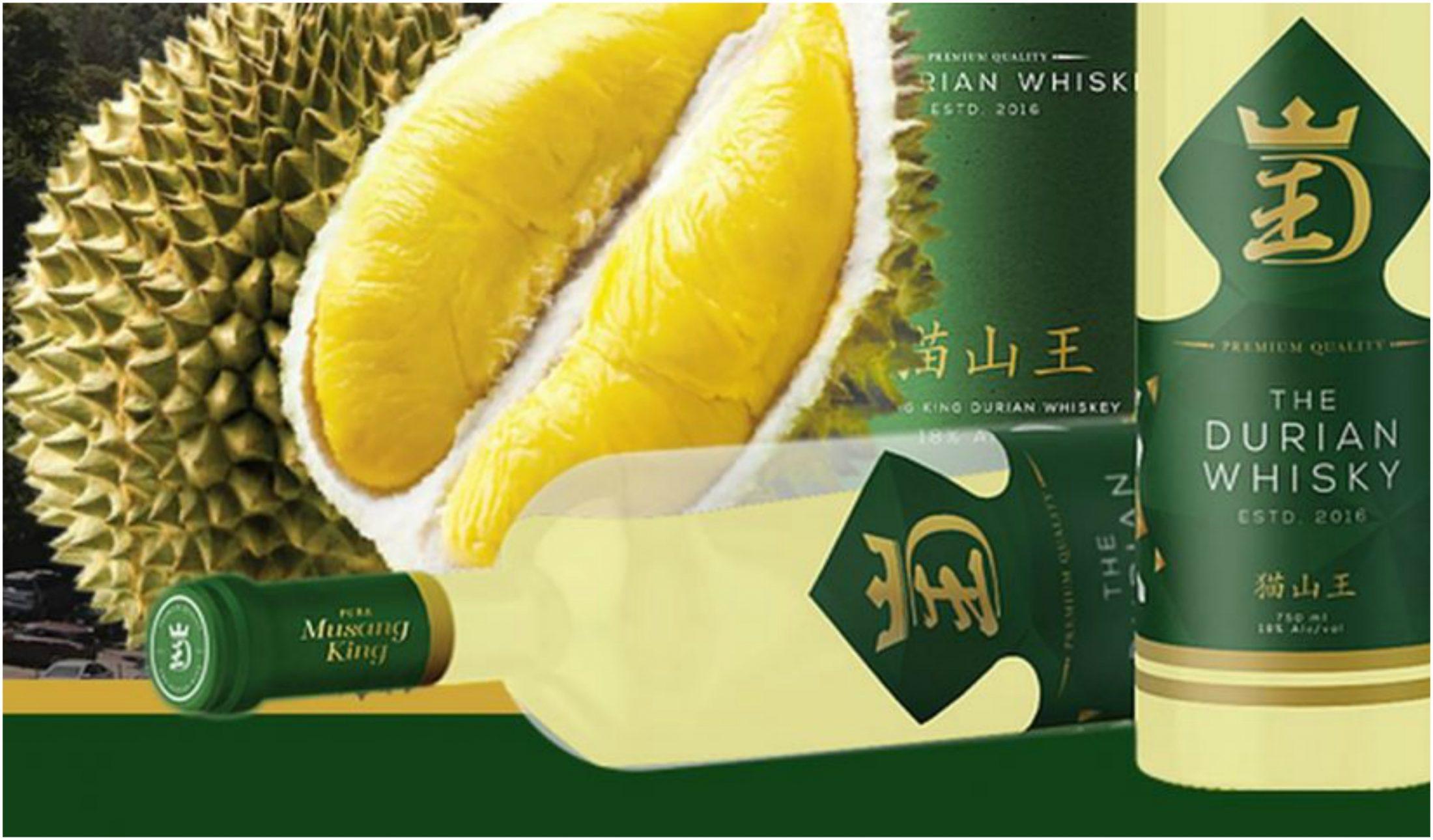 Két nehézsúlyú egy üvegben: Durian whisky a piacon - Dining Guide