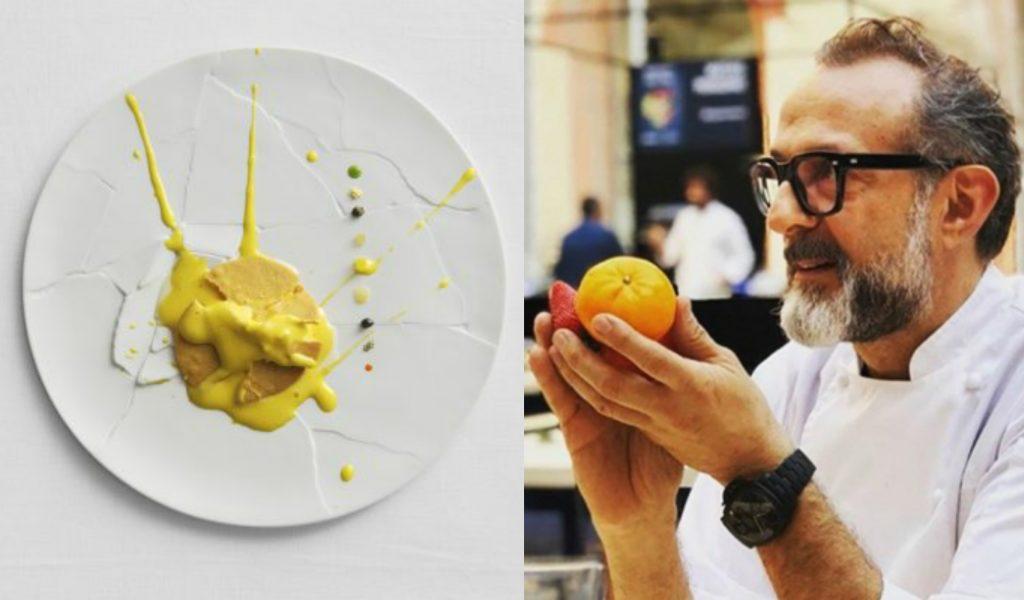 Ikonikus citromtorták nyomában: Massimo Bottura leejtett citromtartja - Dining Guide