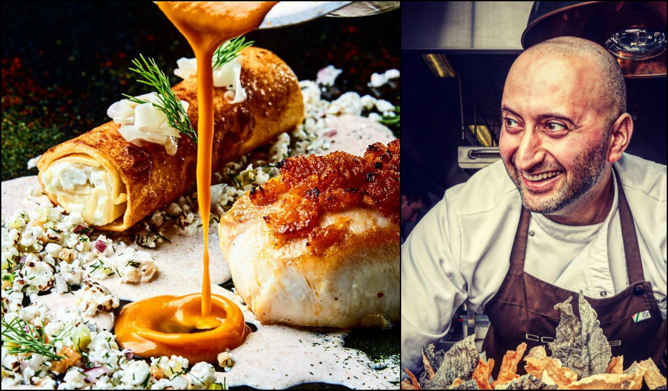 Újabb csillagos éttermünk vált séfet! Tiago Sabarigo búcsúzik a Costes Downtowntól - Dining Guide