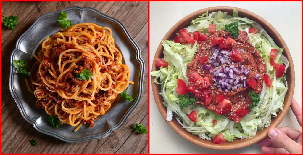"Feljajdul minden olasz mamma: A vegán influenszer ""bolognai spagettije"" - Dining Guide"
