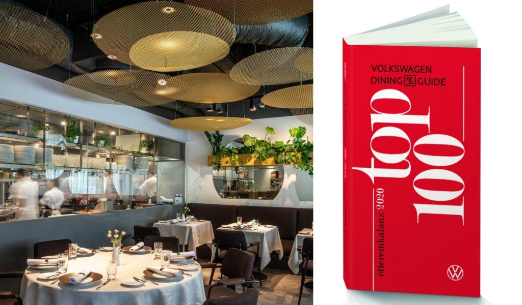 Keresd a pirosat! Ezeknél az árusoknál beszerezhető a 2020-as Dining Guide-étteremkalauz