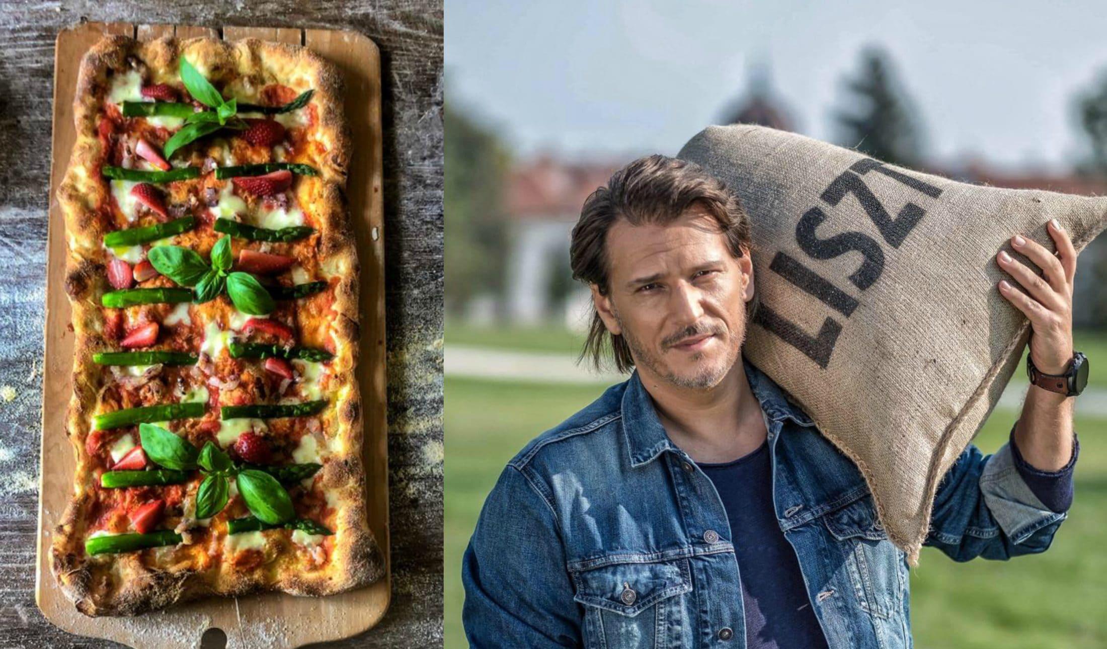 Szabadfi Szabi tanácsai otthoni pizzasütéshez: melegszendvics-élmény helyett igazi pizza