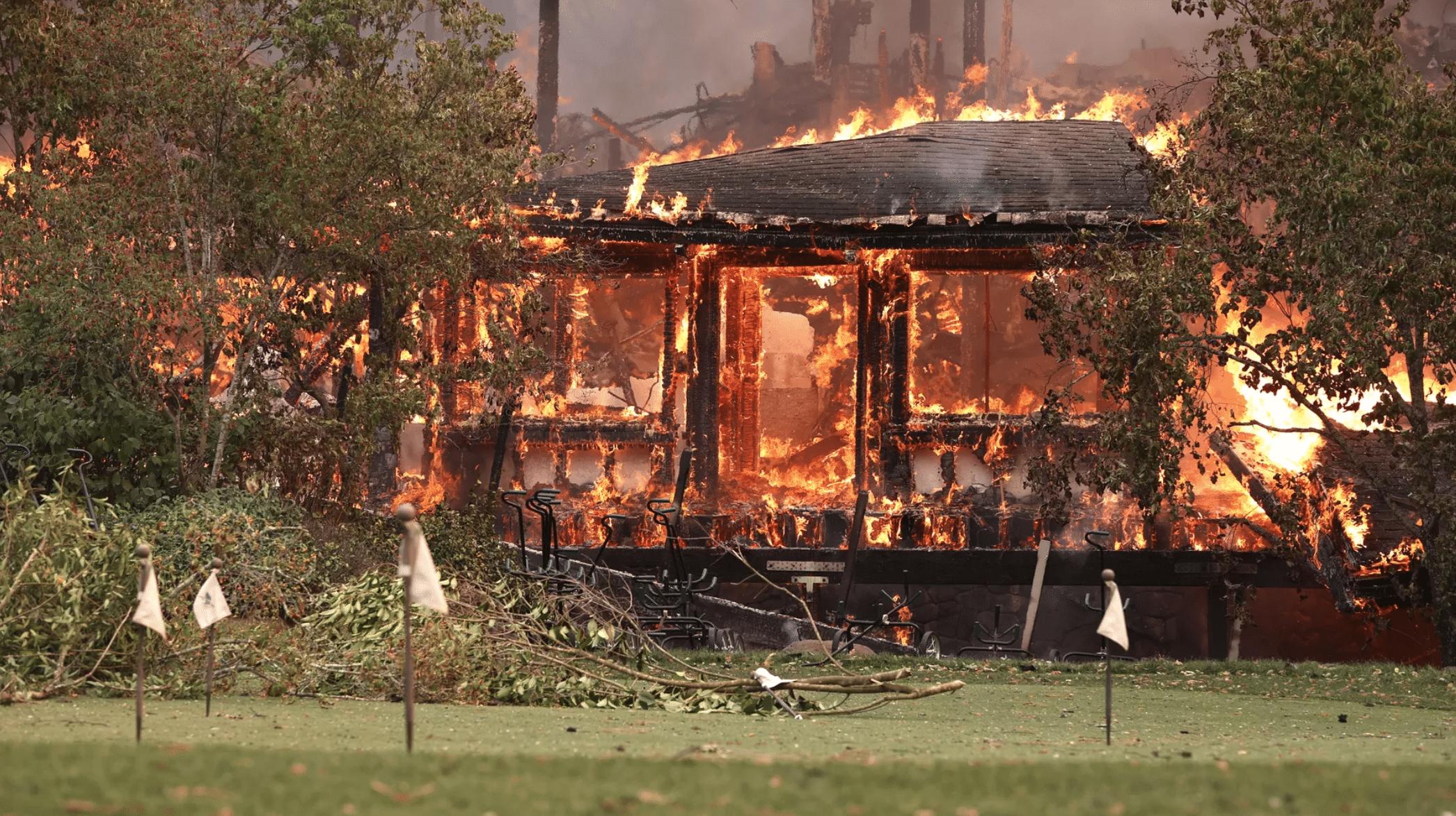 3 Michelin-csillagos étterem égett földig a tűzvészben