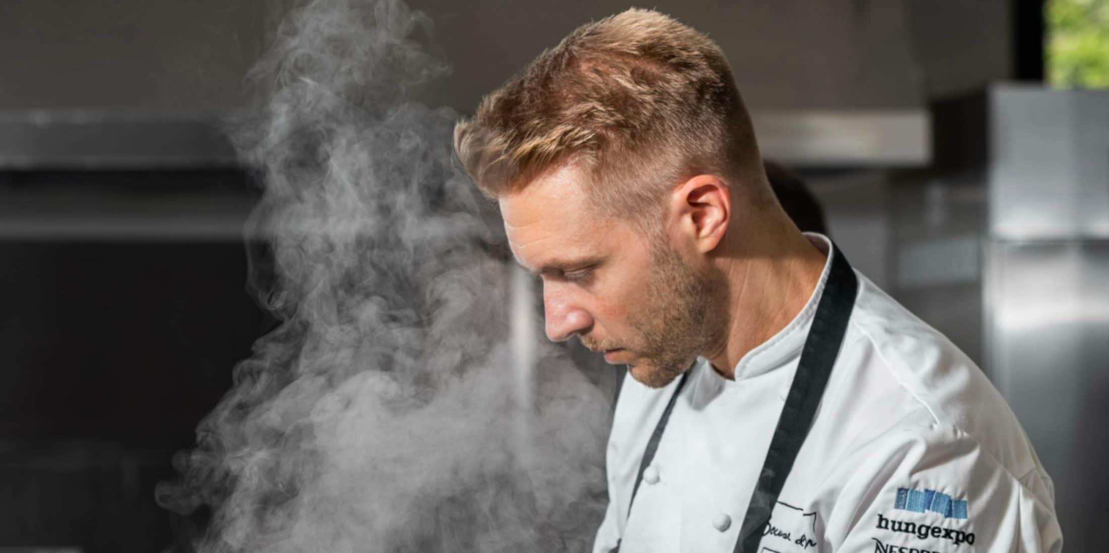 A Bocuse d'Or egy 3 Michelin-csillagos séfnek is nagy kihívás – Interjú Veres Istvánnal