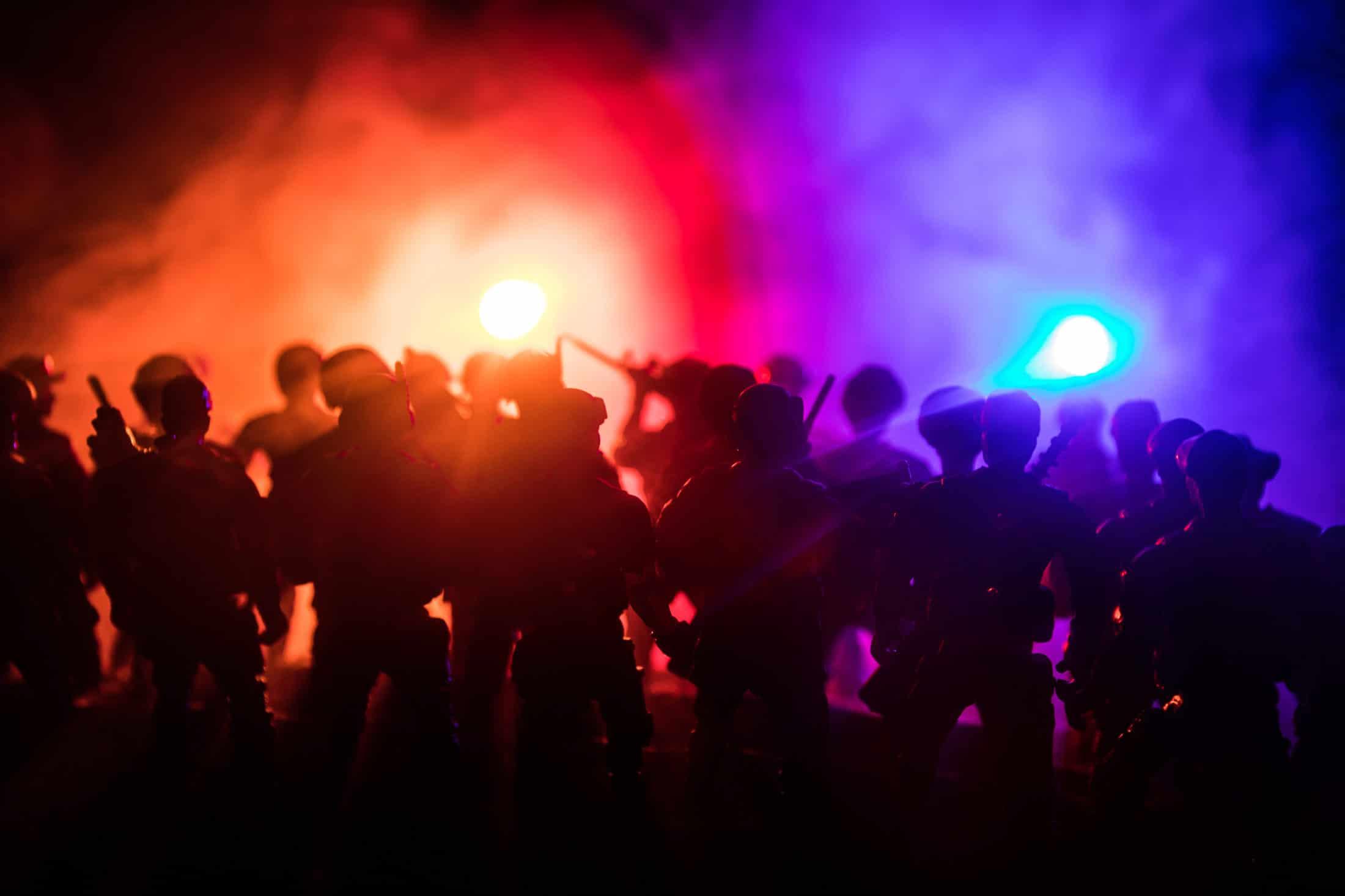 A vendéglátósok tiltakozása rendőri összecsapásba torkollott Barcelonában