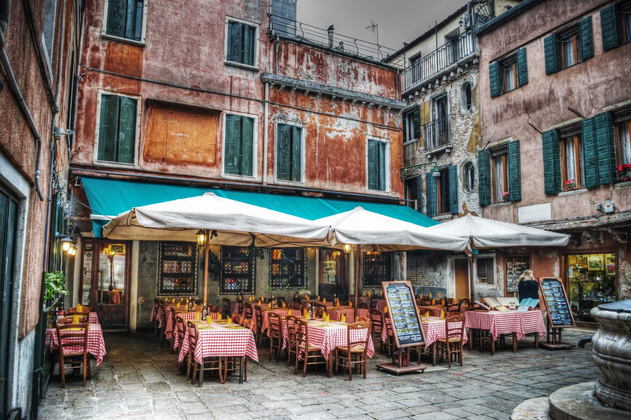 Mi vár most az olasz vendéglátásra? - Dining Guide