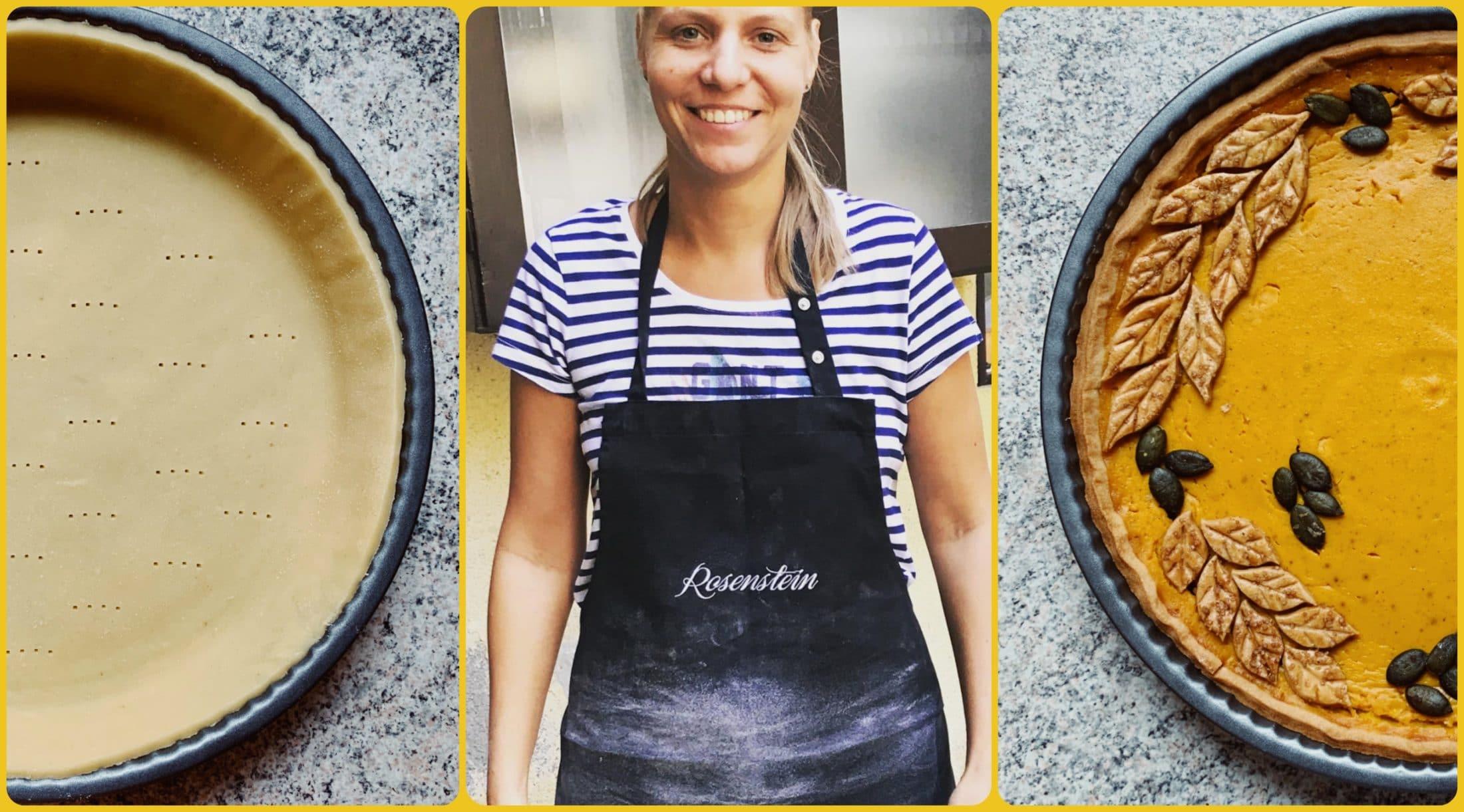 Főzz a Séffel!#26 Rosenstein Tímea sütőtökös pitéje egy hálaadásnapi sütiversenyen is indulhatna