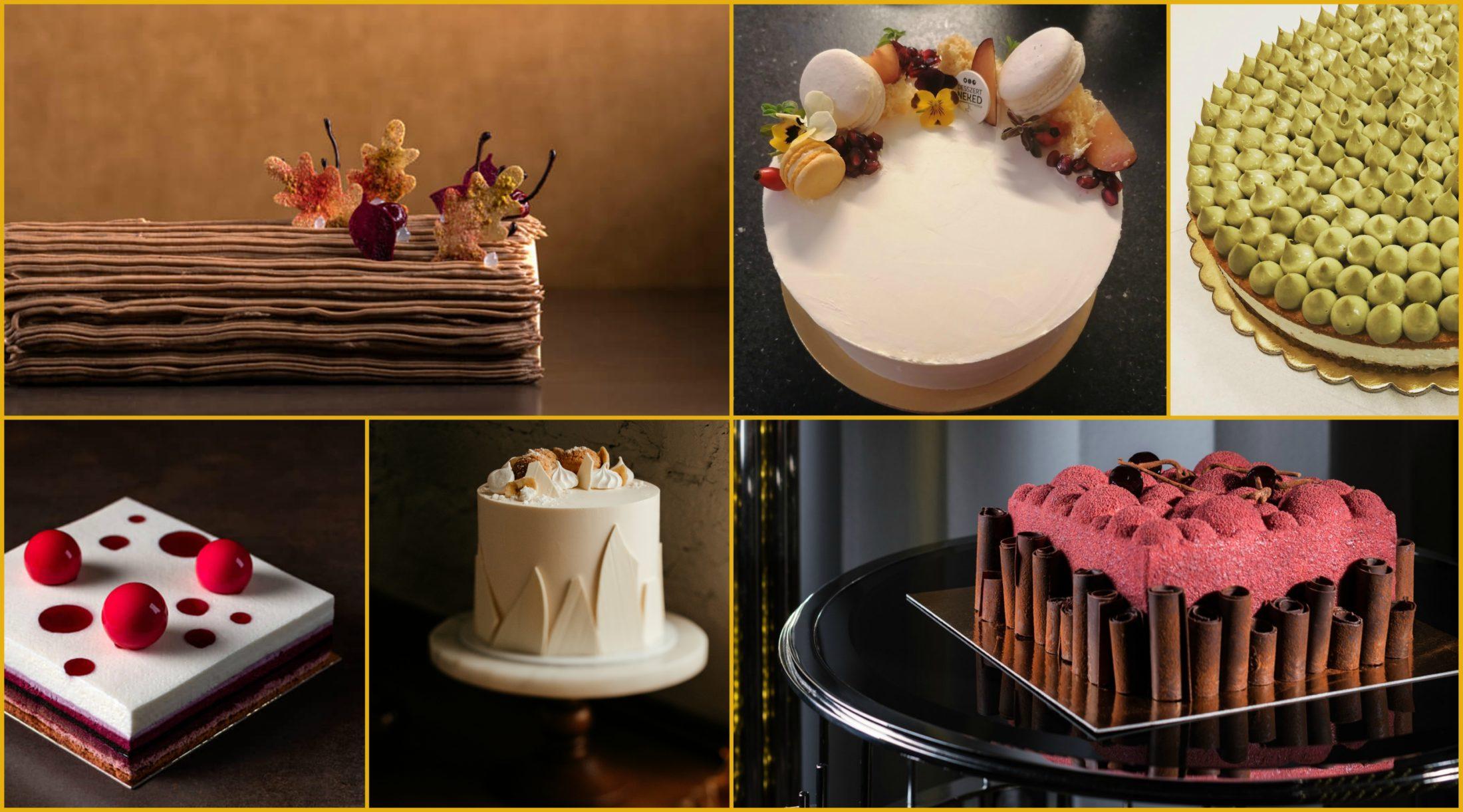 Az ünnepi asztal királynője: honnan rendeljünk Budapesten tortát karácsonyra?
