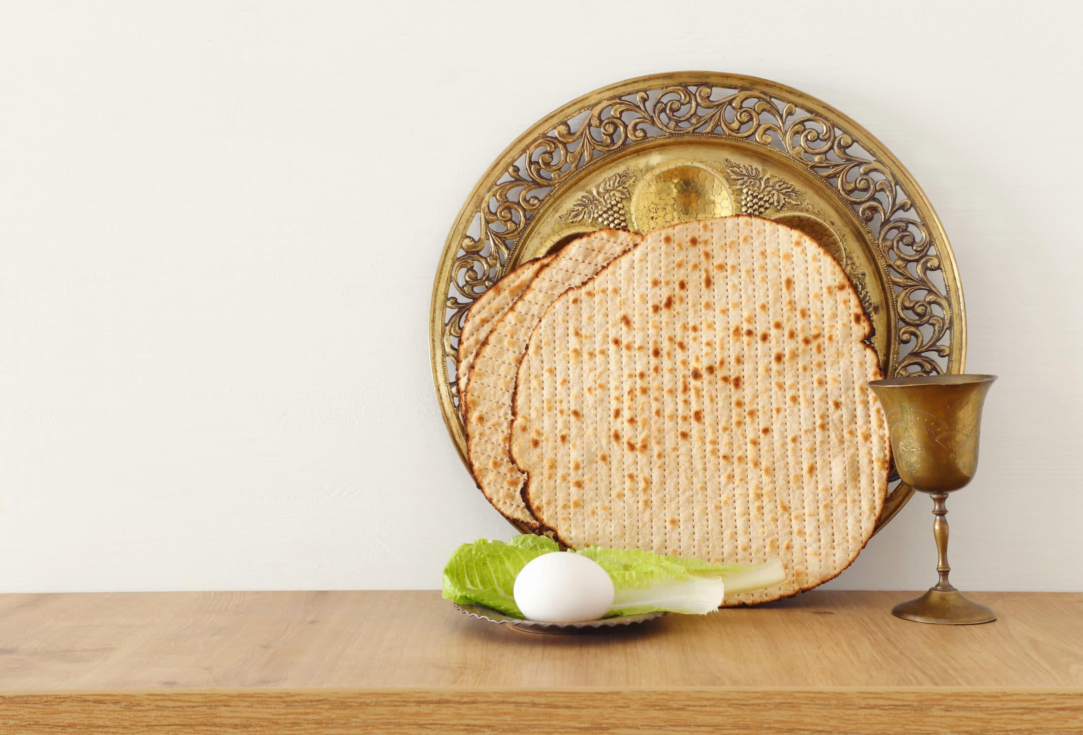 Van maceszed? — ajándék kovásztalan kenyér Pészách ünnepére